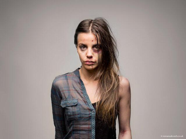 Akibat Narkoba Dalam Sebuah Karya Fotografi
