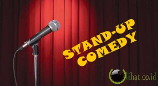 FOTO 7 Stand Up Komedi yang Paling Terpopuler, Mana Yang Anda Suka??