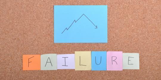 5 Penyebab kegagalan dan cara mengatasinya