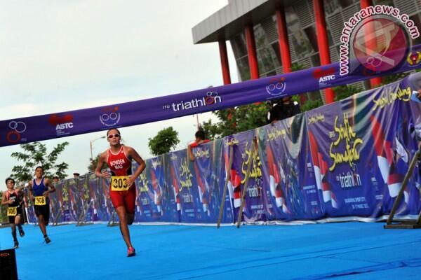 South Sumatra ITU Triathlon Premium Asian Cup 2013