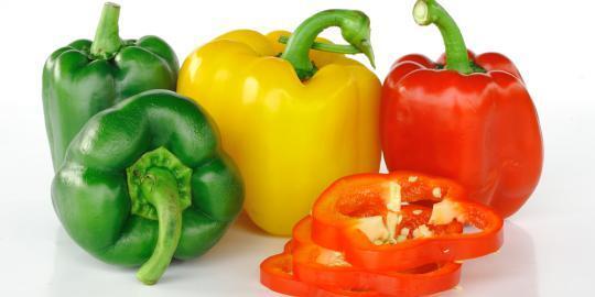 9 Khasiat Kesehatan Menakjubkan Dari Paprika
