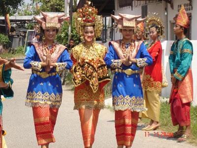 Seni Dalam Perkawinan ala Minangkabau