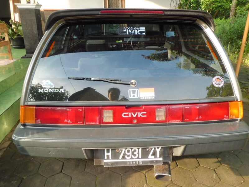 Honda Civic Wonder SB3 Club