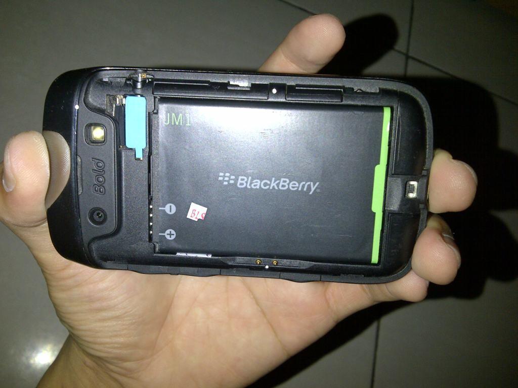 Blackberry 9790 aka Belllagio, COD Makassar