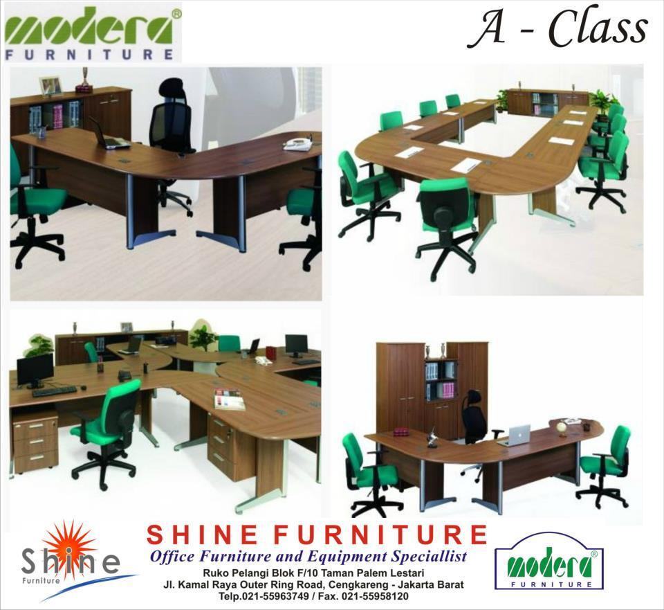 Meja Kantor Kursi Filling cabinet , DLL