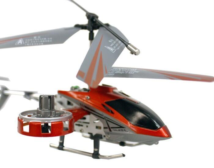 RC Skylark Gyro 4 CH GRATIS ONGKIR HELICOPTER 2 SPEED