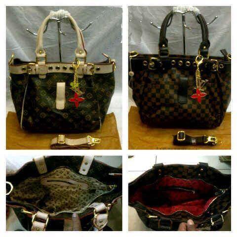 Terjual tas wanita branded murah meriah louis vuitton  0a8faf99d4