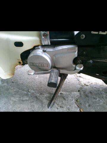 motor antik yamaha v80 orisinilan!!!