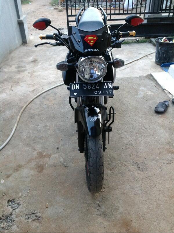 Jual Motor Honda Tiger 2007