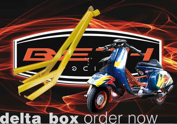 Delta Box Vespa ( Stabilizer )