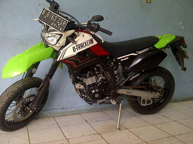DTRACKER X 2011 250CC