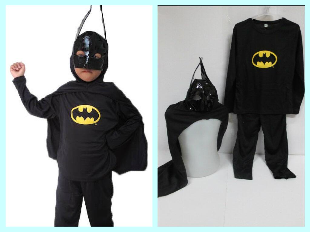 5085411_20130404014845 jual baju kostum anak spiderman , batman , capten amerika,Baju Anak Anak Batman