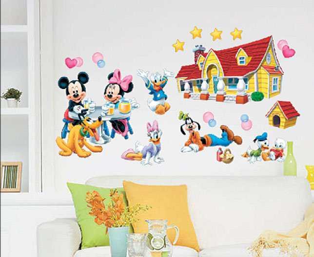 terjual design wall sticker stiker dinding rumah ( grosir dan eceran