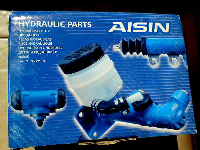ASLI Copotan KIJANG kapsul diesel, AISIN Master Coupling (Atas-Bawah)