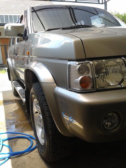 Dijual Nissan Terrano Spirit S3 Mt Th 2005 Silver (Bandung Only)