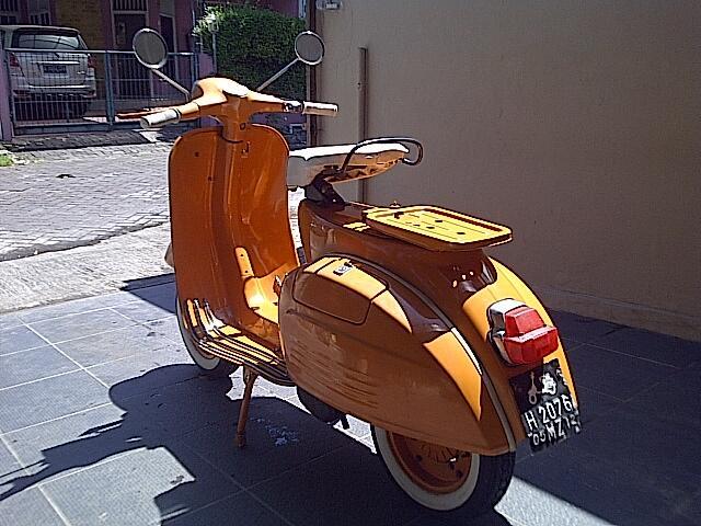 WTS : Vespa Super 150 th 73, mulus, antik - Tangerang