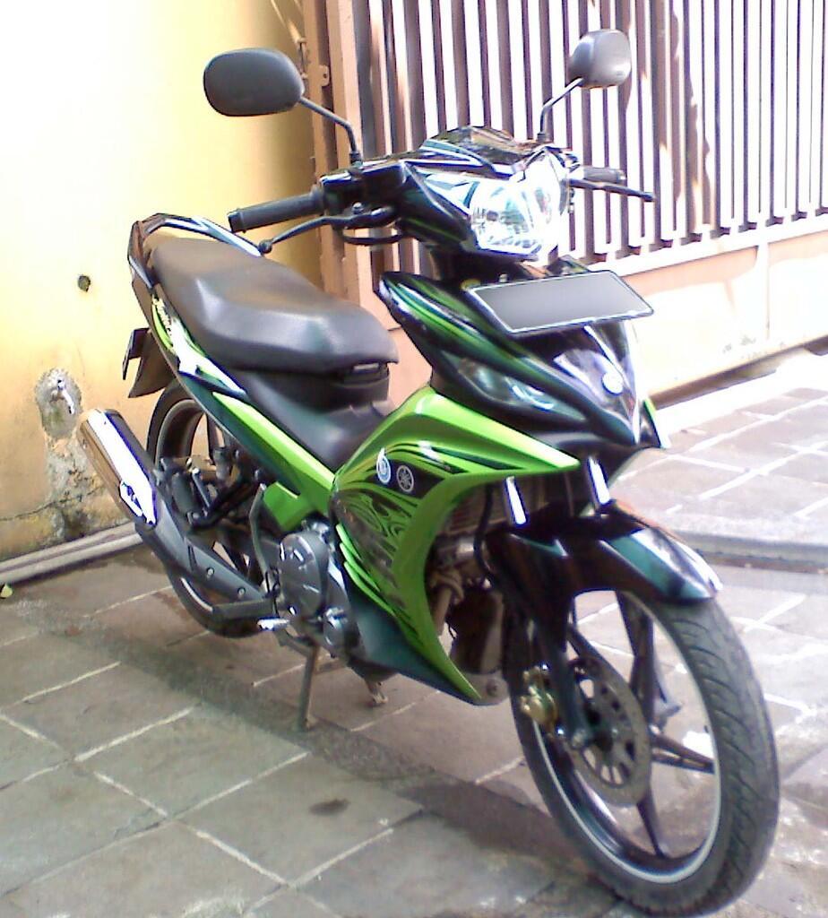 JUAL Yamaha Jupiter MX NEW 2011 akhir