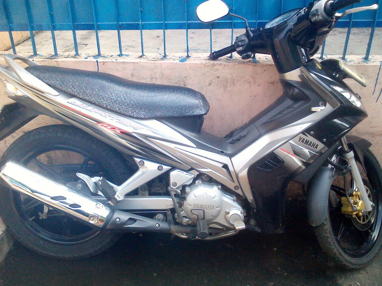 Yamaha Yupiter MX