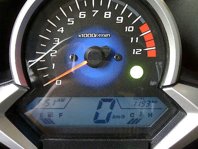 Honda CBR 250R Tahun 2011