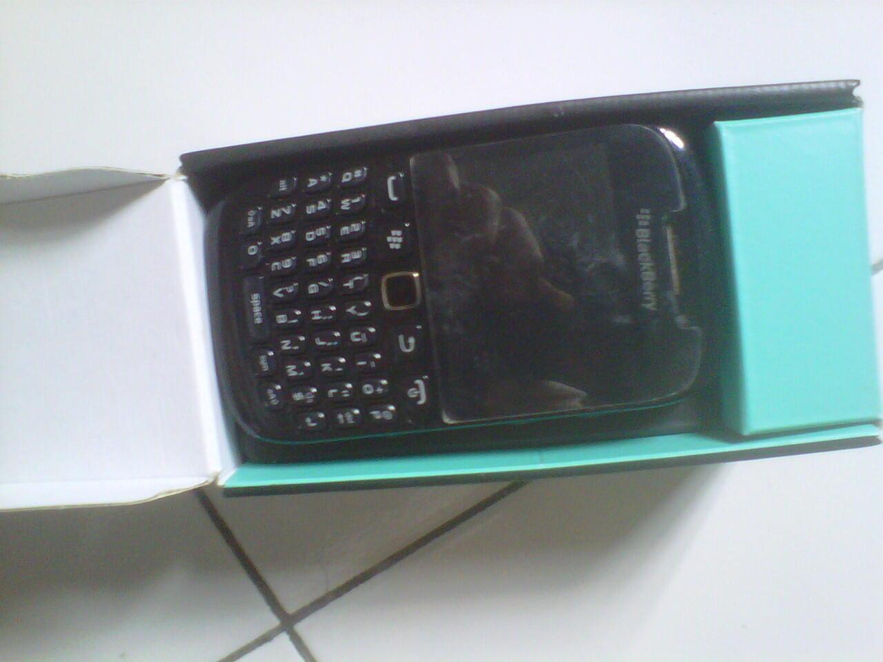 Jual Blackberry 9220 Mati Masuk Air