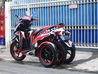 jual motor roda 4