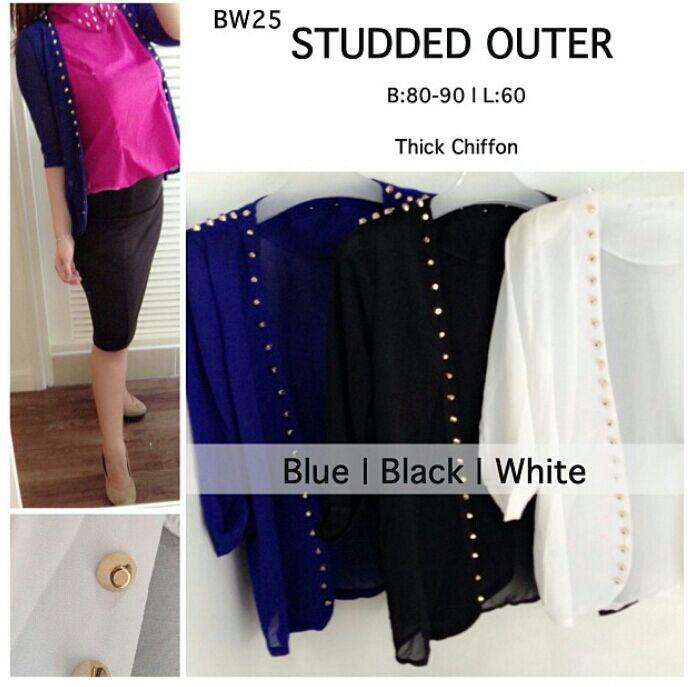 Studded Outer