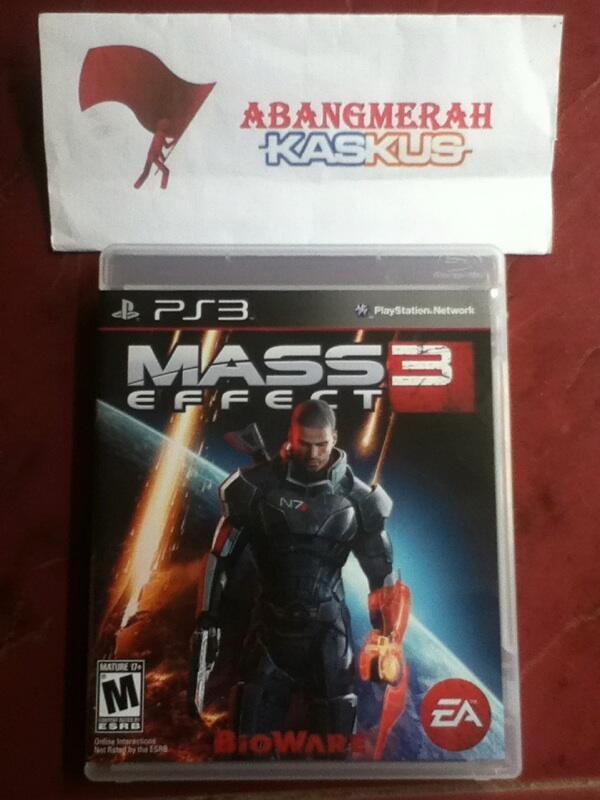 Mass Effect 3 Reg.1