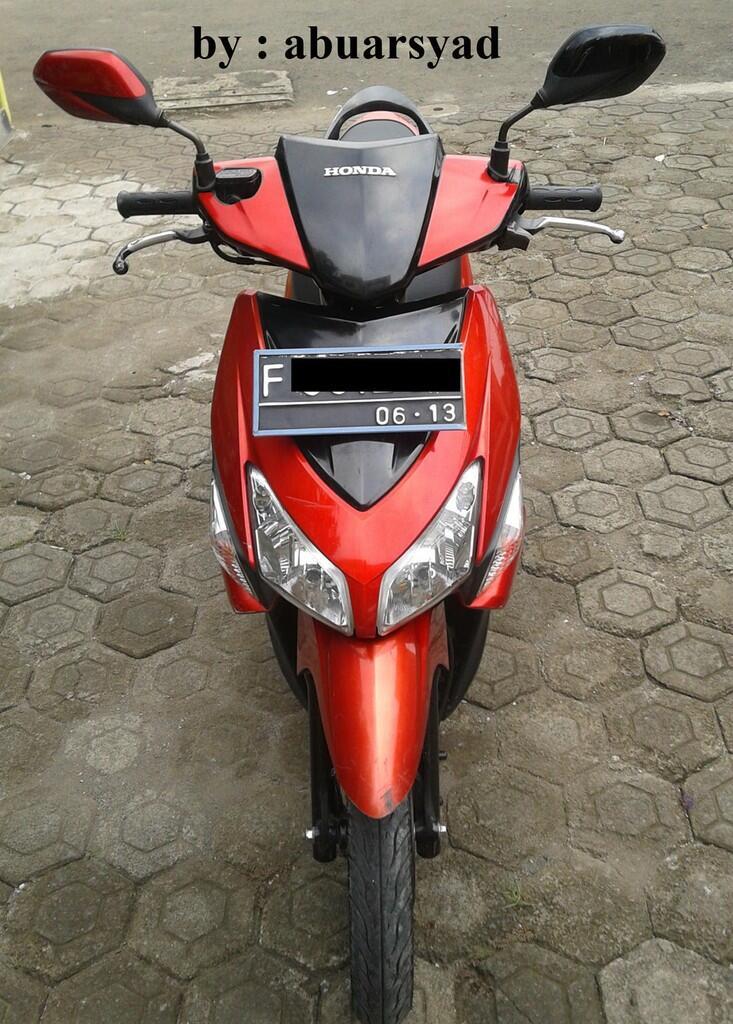 Jual Honda Vario 2008 (bogor)