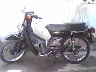 J>>Honda Astrea C 86 (Super Cup)