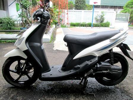 Yamaha Mio Tahun 2007 (Bandung)