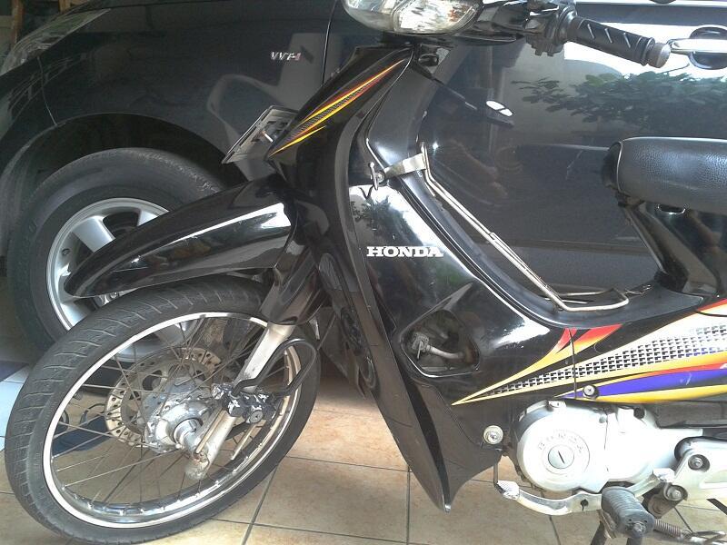 Honda Supra X Tahun 2003 Mesin Bandel - Grogol -