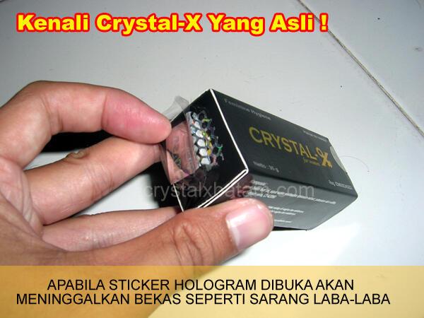 AGEN RESMI NASA - CRYSTAL X BATAM
