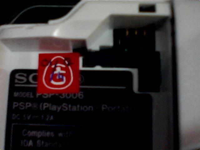 PSP 3006 Pearl White siap game yang berat-berat masih garansi