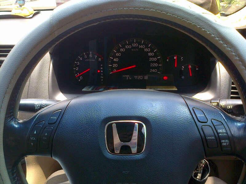 Honda Accord tahun 2005 Vtil