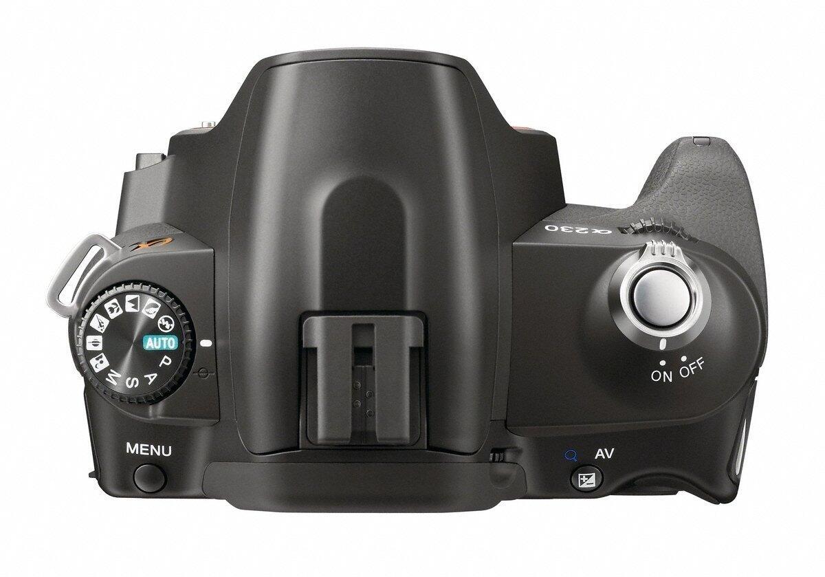 Camera SONY Alpha A230L Rp:2.550.000