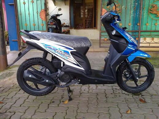 Jual Kredit Honda Beat CW 2012 Angsuran Ringan