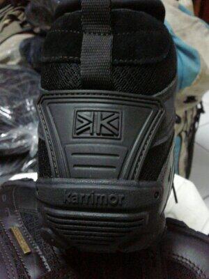 Sepatu Low Tracking (Karrimor) Sepatu Low Tracking (Karrimor) 5fd9184494