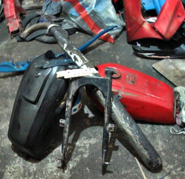 rosokan motor tuek...tangki dll muorahhh mass