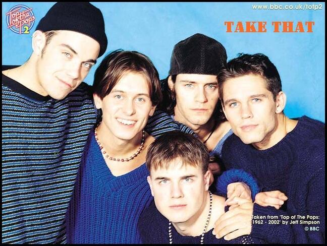 Boyband tahun 90-an