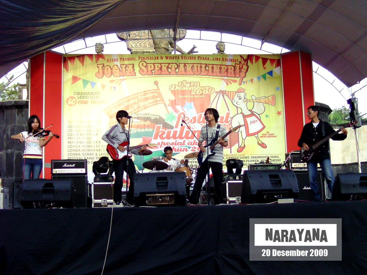 Narayana Band