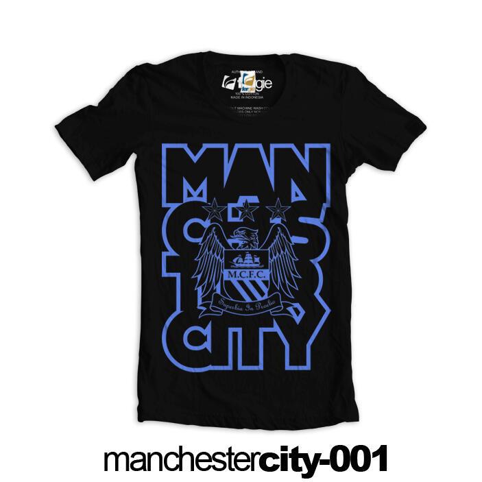 Limited Edition T-shirt Man United | Man City | AC Milan | real Madrid Berkualitas