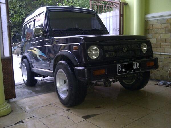 [WTS] Suzuki Katana GX 97 mulus+yahud+murah aja gann