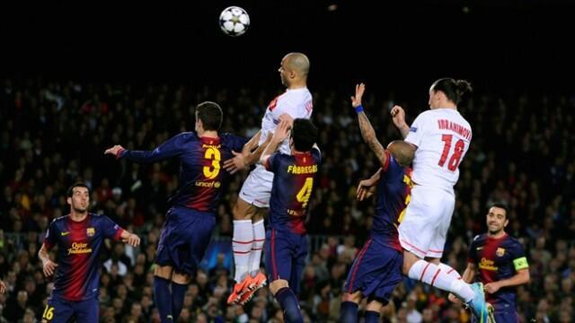 Melalui Pertandingan Menegangkan Barca Singkirkan PSG, Bayern Kubur Impian Juventus