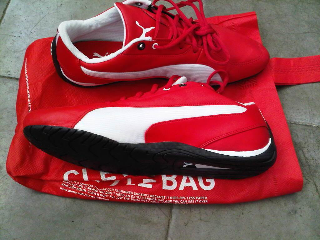 Cat Puma Drift Jual Shoes Ferrari Terjual Sepatu White Wts Red wCqUxOg a0738025f2