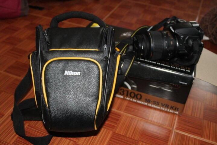 WTS NIKON D3100 Rp 4.500.000 (nego tipis) COD Bandung