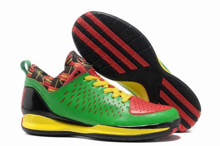 Terjual Sepatu Basket Adidas Adizero DRose 30 Low Replica