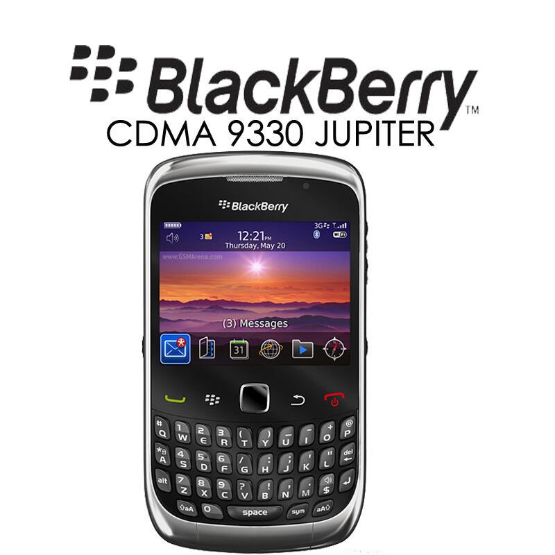 BLACKBERRY CDMA JUPITER 9330 Os.6 Cam 3.2MP Free Inject Baru Garansi 2 Tahun
