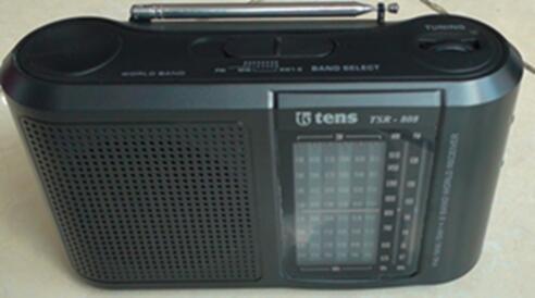 WORLD RECEIVER RADIO 9 BAND HIGH SENSITIVITY GARANSI ...
