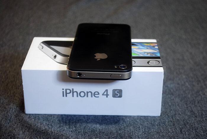 iPhone 4 & 4S || Black & White | 16Gb & 32GB | FULLSET | 2nd | MULUS || JOGJA