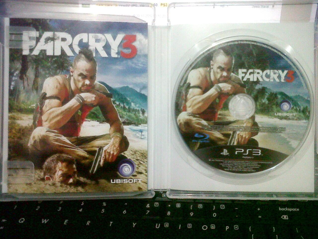 BD PS3 - Far Cry 3 Ori 2nd